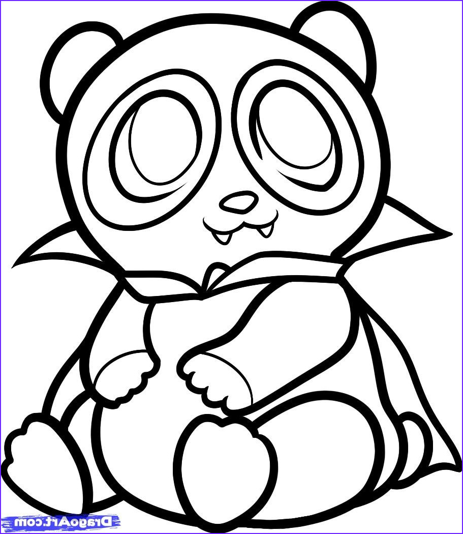 Cute Baby Coloring Pages Awesome Collection Cute Baby Panda Coloring Pages