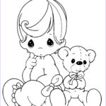 Cute Baby Coloring Pages Cool Photos Free Printable Baby Coloring Pages For Kids