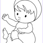 Cute Baby Coloring Pages Luxury Images Free Printable Baby Coloring Pages For Kids