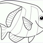 Cute Fish Coloring Pages Beautiful Gallery Print & Download Cute And Educative Fish Coloring Pages