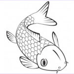 Cute Fish Coloring Pages Cool Images Print & Download Cute And Educative Fish Coloring Pages