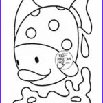 Cute Fish Coloring Pages New Photography Farm Animal Chicken Coloring Page