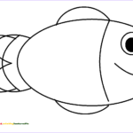 Cute Fish Coloring Pages Unique Gallery Printable Cute Fish Coloring Pages Fish Coloring