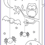 Cute Halloween Coloring Pages Awesome Gallery 9 Halloween Color Pages To Print Tip Junkie
