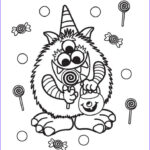 Cute Halloween Coloring Pages Beautiful Stock Halloween Coloring Pages