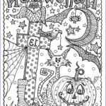 Cute Halloween Coloring Pages Elegant Gallery 17 Best Images About Cute Halloween Coloring Pages