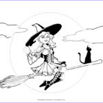 Cute Halloween Coloring Pages Elegant Images Halloween My Coloring Land