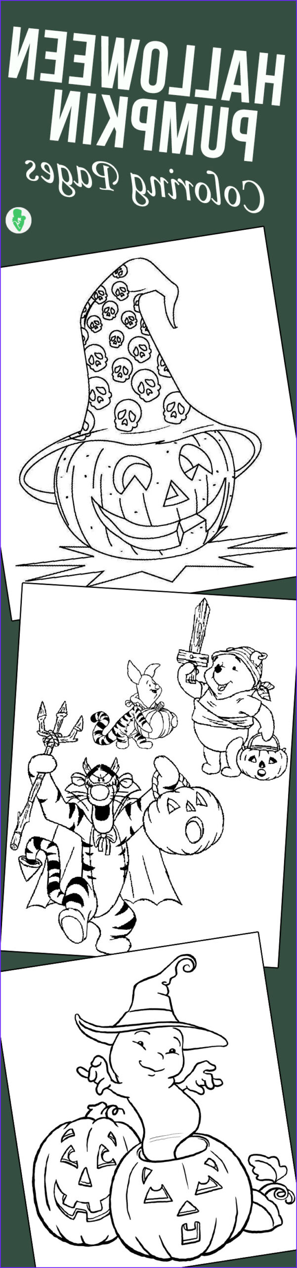 Cute Halloween Coloring Pages for Kids Luxury Photos top 10 Free Printable Halloween Pumpkin Coloring Pages