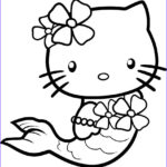 Cute Halloween Coloring Pages New Photos Cute Halloween Coloring Pages For Kids Hello Kitty