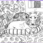 Dachshund Coloring Book Beautiful Gallery 168 Best Images About Doxie Crafts On Pinterest