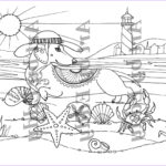 Dachshund Coloring Book Unique Collection Art Of Dachshund Single Coloring Page Beach Lovin Doxie
