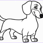 Dachshund Coloring Book Unique Photos Coloring Page With Dachshund Dog Colouring Book For Kids