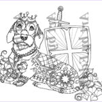 Dachshund Coloring Books Awesome Photos Art Of Dachshund Coloring Book Volume No 2 Physical By