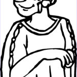 Daily Coloring Pages Beautiful Images Greece Daily Life Coloring Page