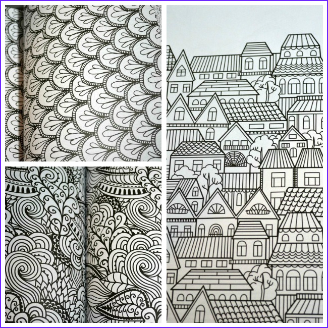 take it easy with coloring pages craft challenge day 38