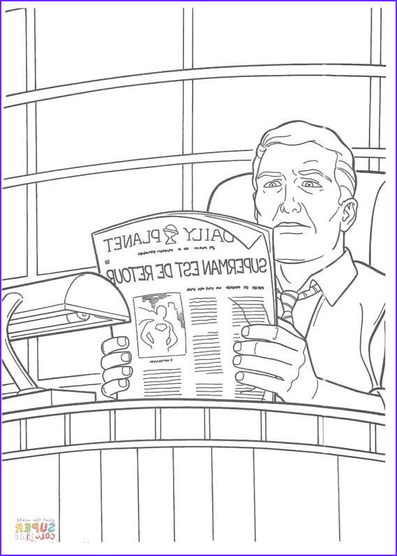 the owner of daily planet newspaper