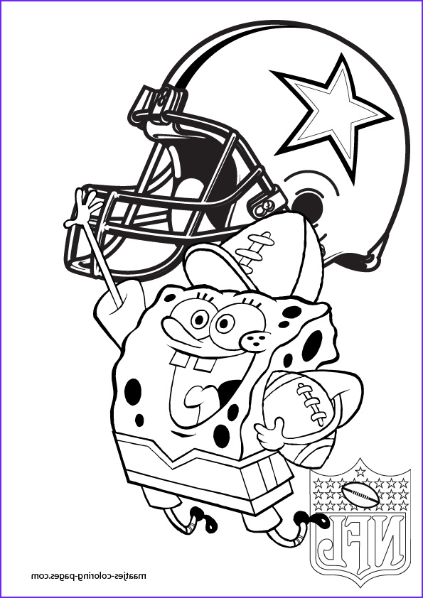 dallas cowboys coloring pages for kids