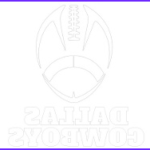 Dallas Cowboys Coloring Pages Inspirational Photography Printable Nfl Coloring Sheets