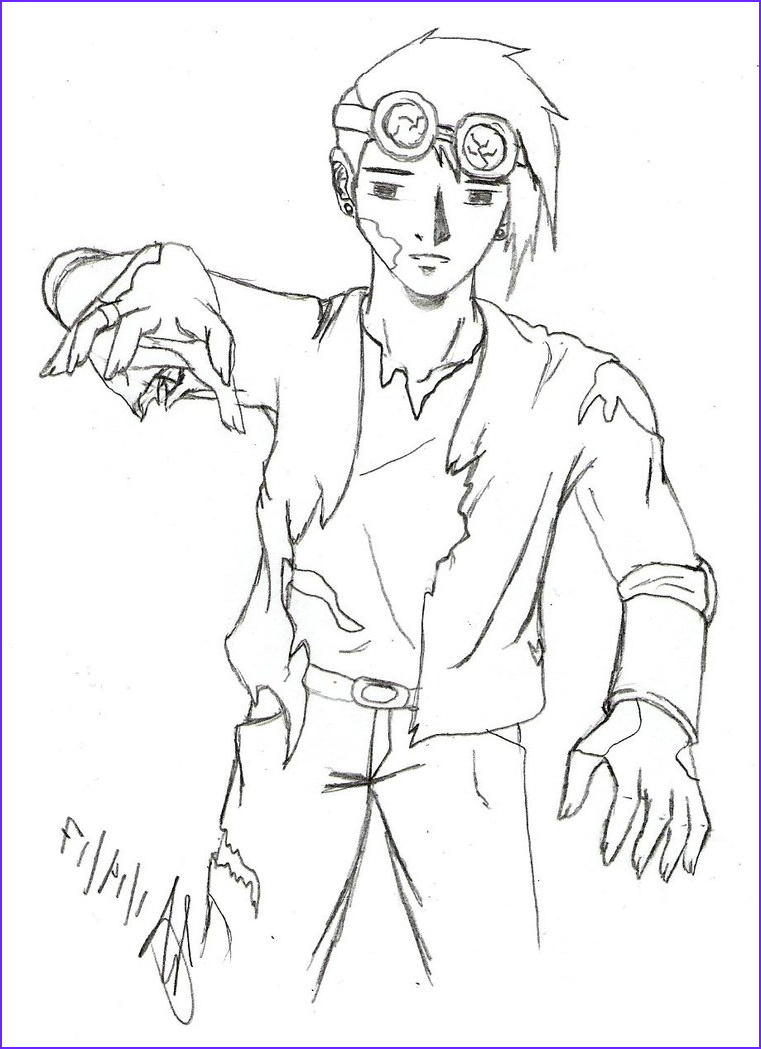 Dan Tdm Coloring Pages Awesome Photos Zombie Dantdm by Annabris On Deviantart