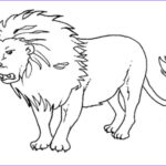 Daniel And The Lions Den Coloring Pages Beautiful Images Free Animal Coloring Pages For Kids Classic Style Printa