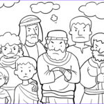 Daniel And The Lions Den Coloring Pages Beautiful Photos Joshua And Caleb Spies Clipart Refrence Bible Line Clipa