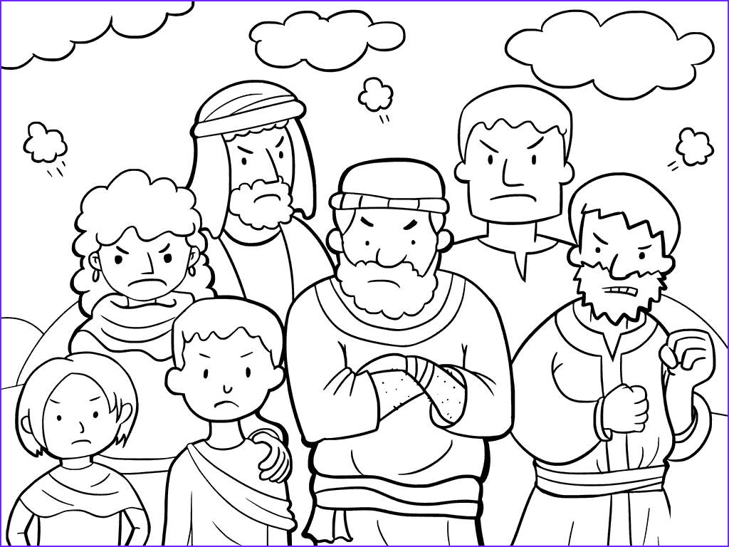 joshua and caleb spies clipart refrence bible online