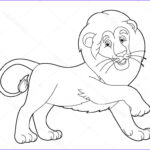 Daniel And The Lions Den Coloring Pages Best Of Gallery Lion Stock Agaes8080