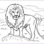 Daniel And The Lions Den Coloring Pages Luxury Image 764 Tigry I Lvy