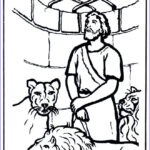Daniel And The Lions Den Coloring Sheet Elegant Photos Daniel In The Lion's Den Coloring Page Part 5