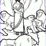 Daniel And The Lions Den Coloring Sheet Inspirational Gallery Daniel And The Lions Den Picture Coloring Page Netart