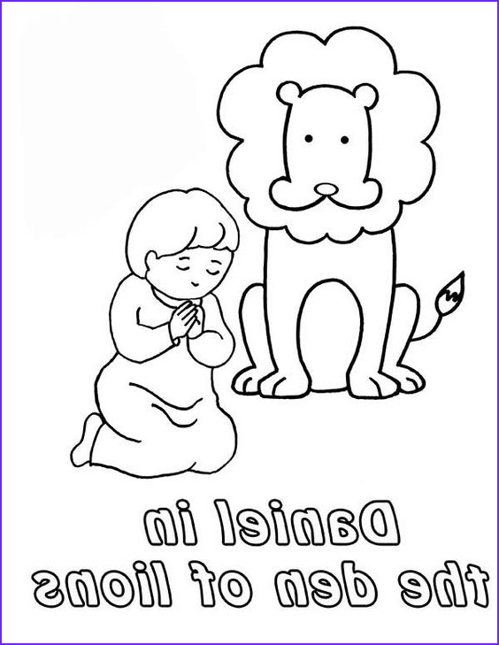 Daniel and the Lions Den Coloring Sheet Inspirational Photos Daniel Prostrated In Front Of God In Daniel and the Lions