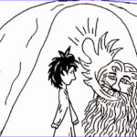 Daniel And The Lions Den Coloring Sheet New Photos Daniel And The Lions Den Coloring Pages 50 Image