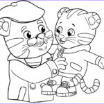 Daniel Tiger Coloring Awesome Photos 12 Free Printable Daniel Tiger S Neighborhood Coloring Pages