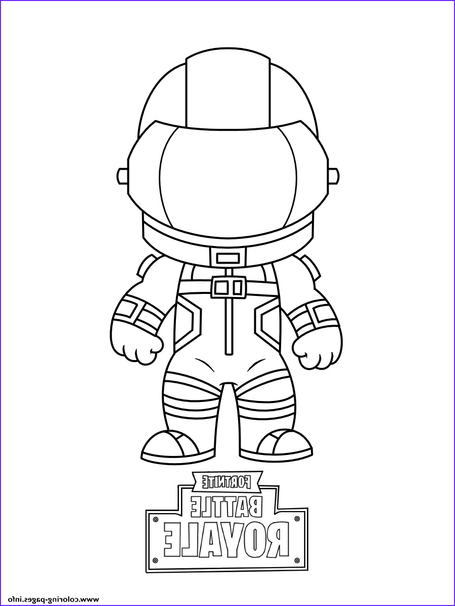 Dark Coloring Pages Awesome Image Mini fortnite Dark Vanguard Coloring Pages Printable