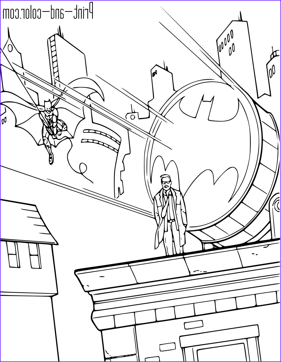 Dark Coloring Pages Beautiful Collection Batman Coloring Pages