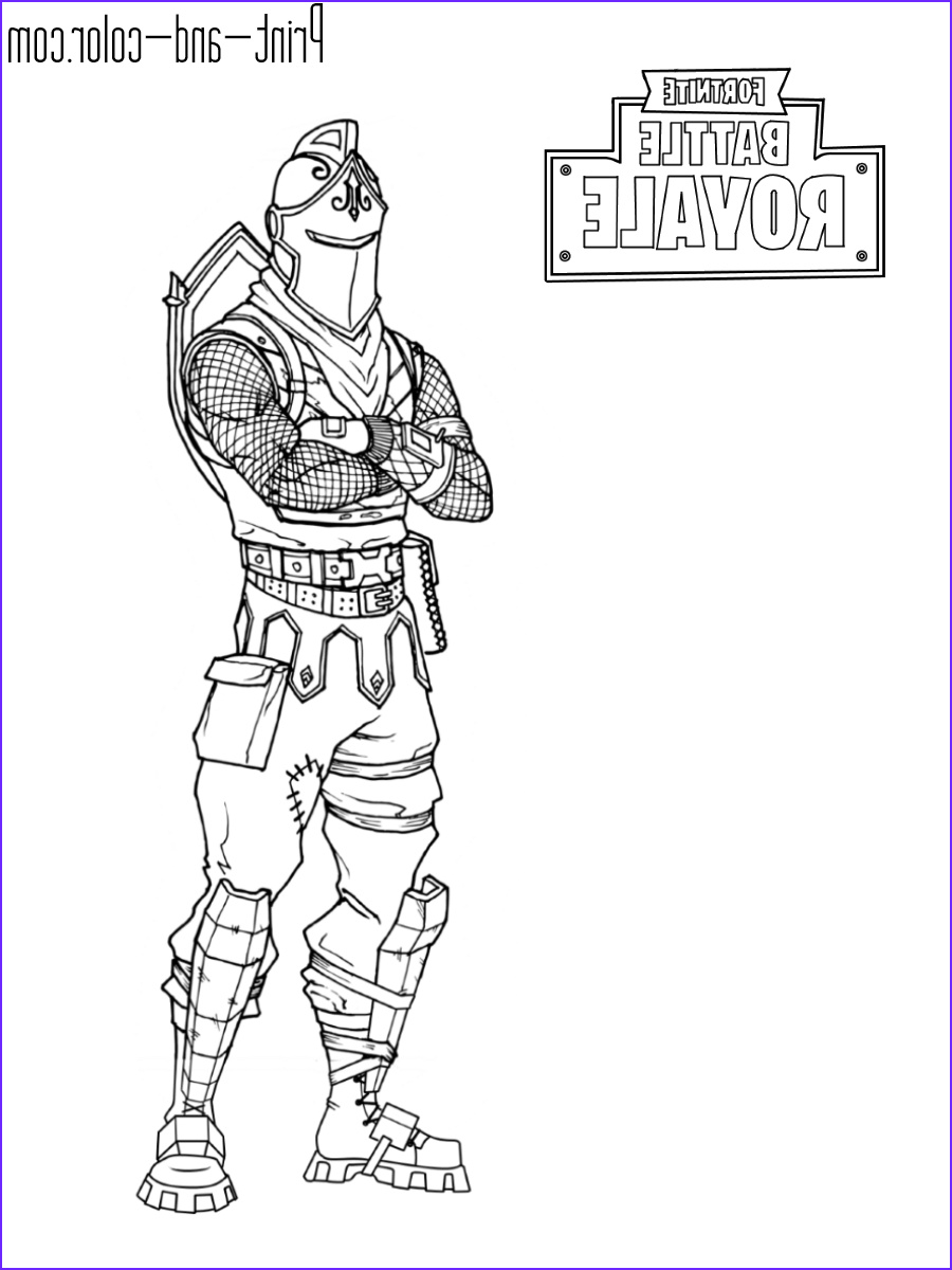 Dark Coloring Pages Elegant Photos fortnite Coloring Pages