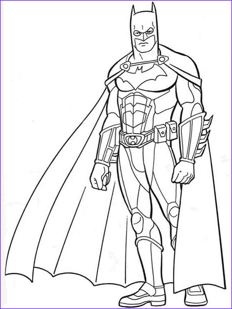 Dark Coloring Pages Luxury Stock Batman Coloring Pages Download and Print Batman Coloring