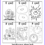 Days Of Creation Coloring Pages Awesome Photos Creation Coloring Page by Mrs Pines Ministry Resources