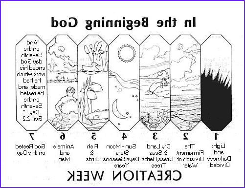 Days Of Creation Coloring Pages New Photos First Day Of Creation Clipart Clipground