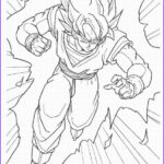 Dbz Coloring Awesome Photography Dragon Ball Z Goku Super Saiyan Coloring Pages