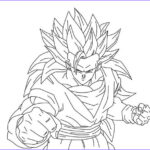 Dbz Coloring Cool Image Free Printable Dragon Ball Z Coloring Pages For Kids