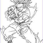 Dbz Coloring New Images 23 Best Images About Dragon Ball Z Coloring Pages On