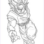 Dbz Coloring Unique Stock Ve To Ssjb Lineart By Saodvd On Deviantart