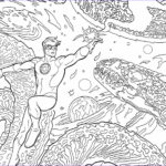 Dc Adult Coloring Book Awesome Stock Dc Preview Adult Coloring Book Covers