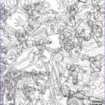 Dc Adult Coloring Book Luxury Images Dc Ics Previews For January 13