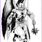 Dc Comics Coloring Book Cool Photos Hawkman Black & White Coloring Pages Thanagarian