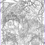Dc Comics Coloring Book New Photos 25 Dc Ics Coloring Book Variant Covers Revealed Ign