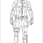 Deadpool Coloring Pages Awesome Image Chibi Deadpool Drawing At Getdrawings
