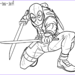 Deadpool Coloring Pages Beautiful Stock Deadpool Coloring Pages