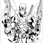 Deadpool Coloring Pages Elegant Gallery Deadpool Fully Loaded By Antalas On Deviantart